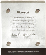 Microsoft Competency 2006-2007